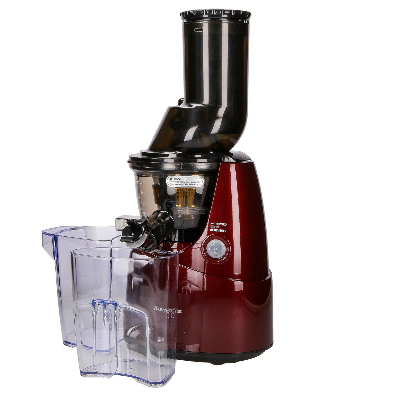 Wyciskarka sokow Kuvings Whole Juicer B6000 czerwona w promocji
